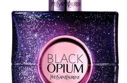 Black Opium Nuit Blanche de Yves Saint Laurent es una fragancia con mezcla de notas de pimienta bourbon, anís, flor de azahar del naranjo, café, peonía, sándalo, almizcle blanco, caramelo y leche. EDP 50 ml, $1.635.