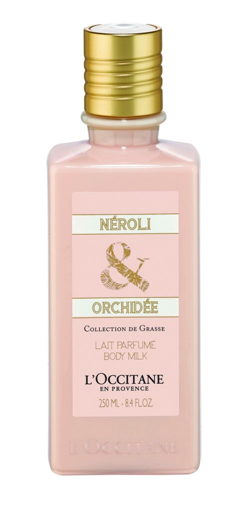 La nueva body milk de L'Occitane, deja tu piel fresca e hidratada con perfume de flores blancas. 250 ml, $736.