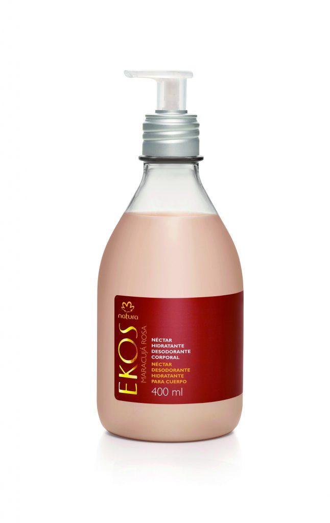 Néctar hidratante de Ekos Natura, nutre e hidrata la piel hasta por 30 horas y mejora la elasticidad, firmeza y resistencia. $265.